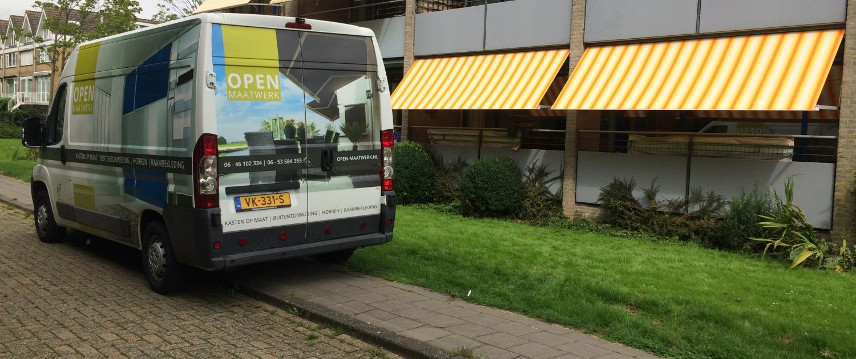 Open Maatwerk Kasten Zonwering Shutters Horren En Deuren